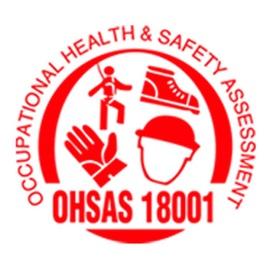 Teska - Kalite Belgesi - OHSAS